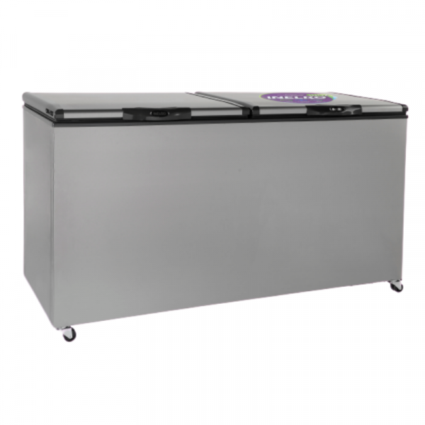 Freezer Inelro 520 lts Acero Inoxidable